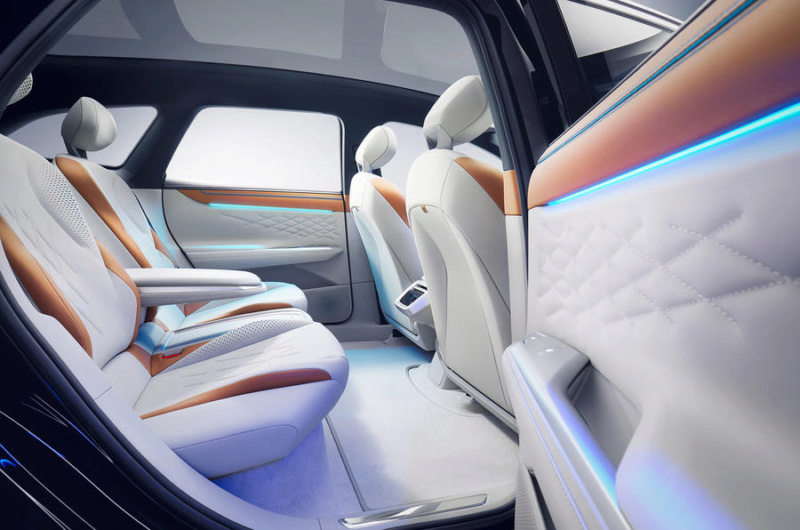 2019 - [Volkswagen] ID Space Vizzion Bd167310