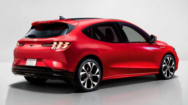 2022 - [Ford] SUV EV Bd72cf10