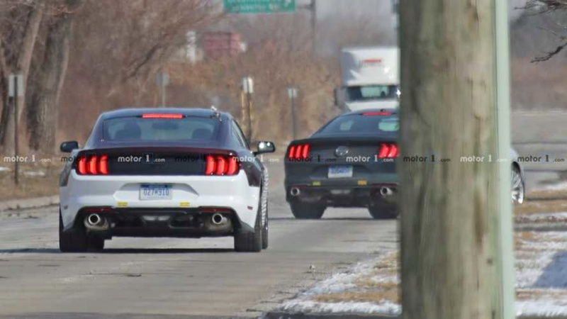 2021 - [Ford] Mustang VIII Bd811010