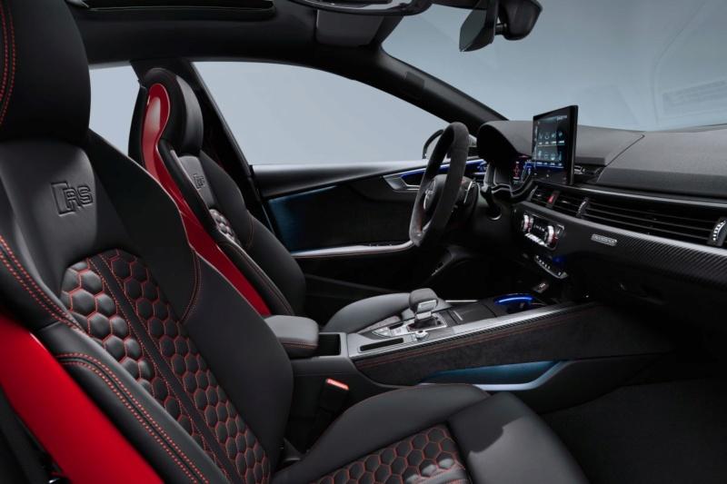 2020 - [Audi] A5 Coupé/Cab/SB restylée Bd830710