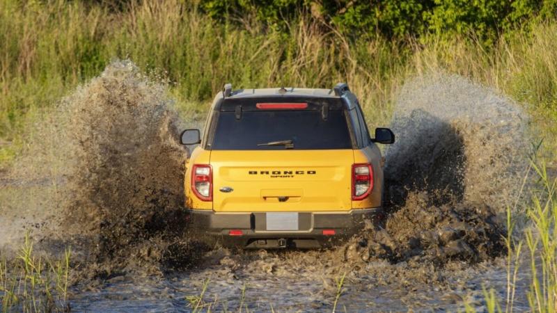 Ford Bronco / Sport (2020) 68