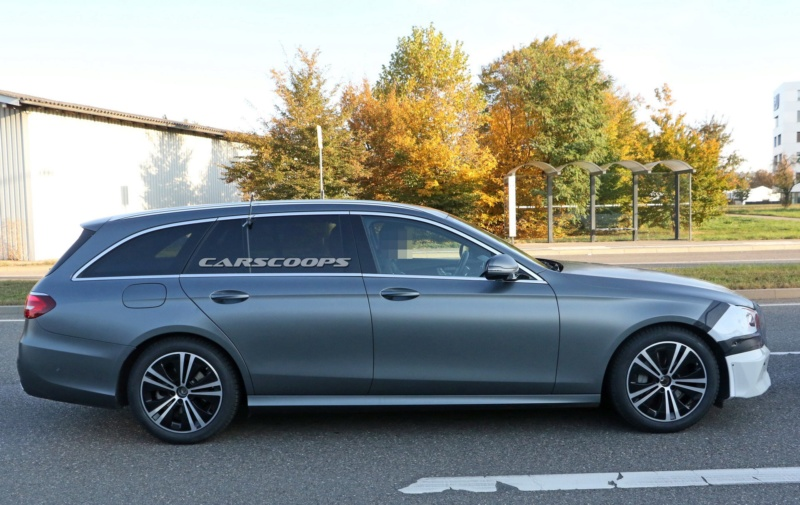 2020 - [Mercedes-Benz] Classe E restylée  Bd906510