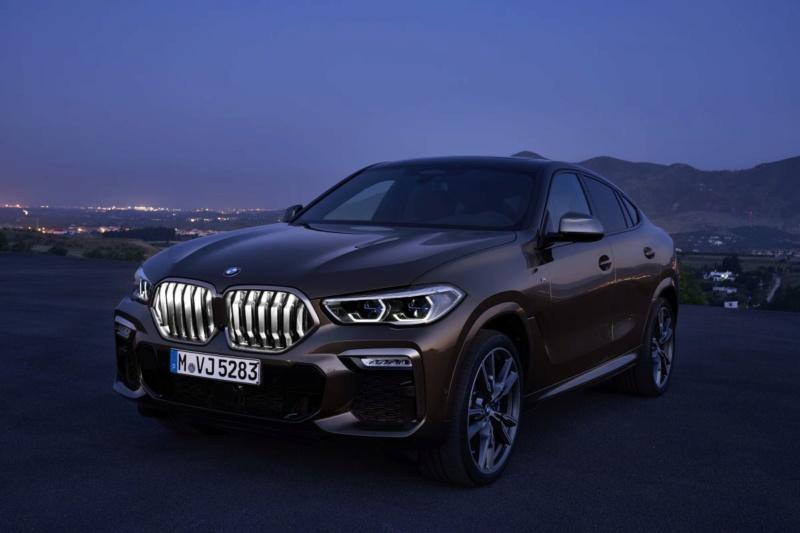 2019 - [BMW] X6 III (G06) - Page 7 Bd967310
