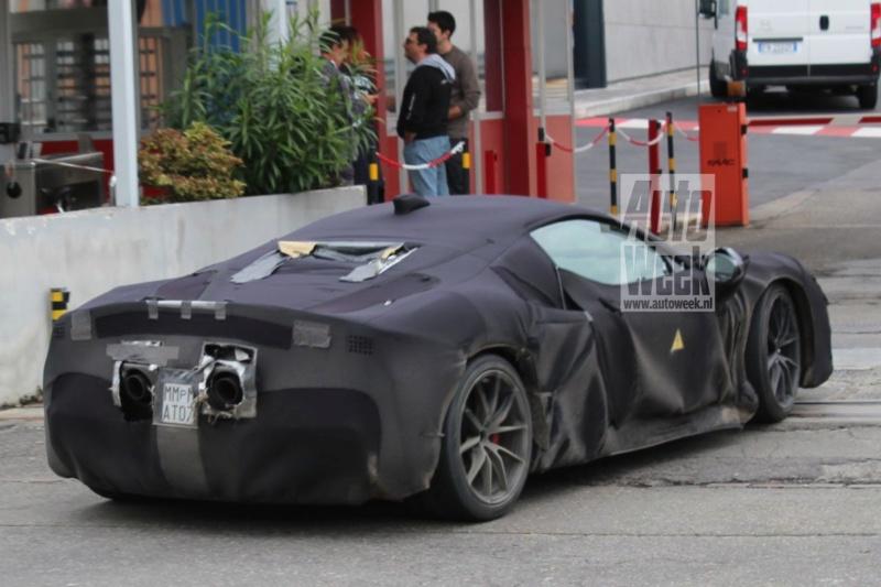 2019 - [Ferrari] SF90 Stradale (hybride) Bdffd110