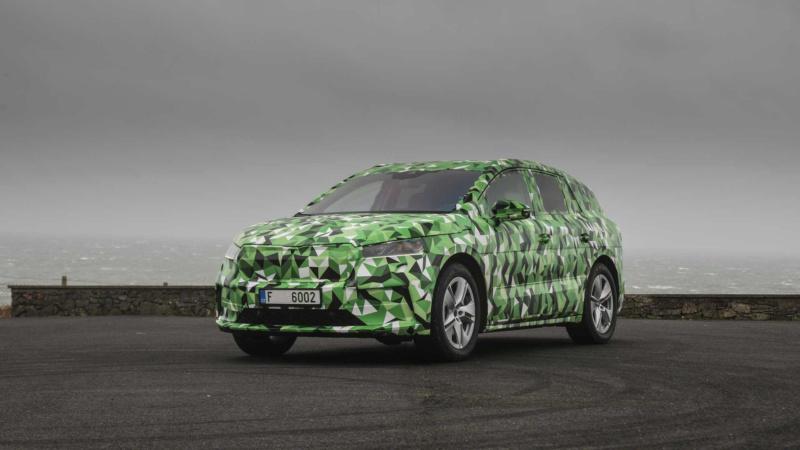 2021 - [Skoda] SUV EV - Page 2 Be0a5010