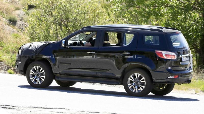 2012 - [Chevrolet] Trailblazer  Be2a9b10