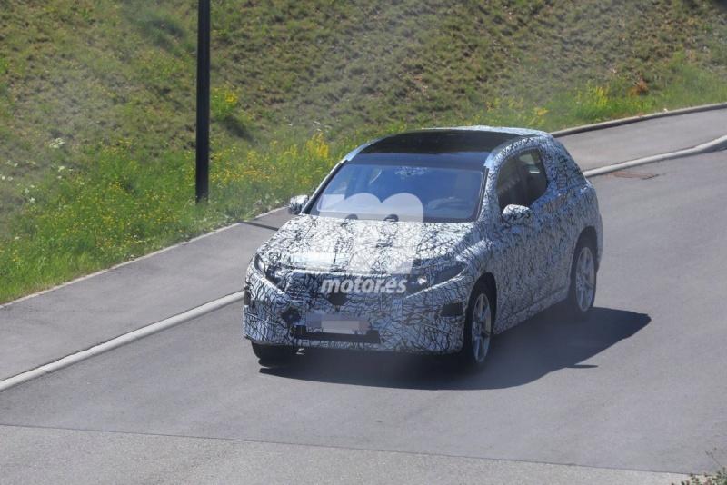 2022 - [Mercedes-Benz] EQS SUV Be4b9c10