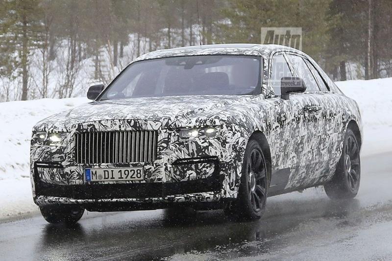 2020 - [Rolls-Royce] Ghost II Be9a8110
