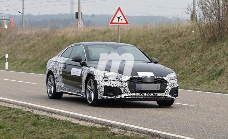 2020 - [Audi] A5 Coupé/Cab/SB restylée Be9abc10