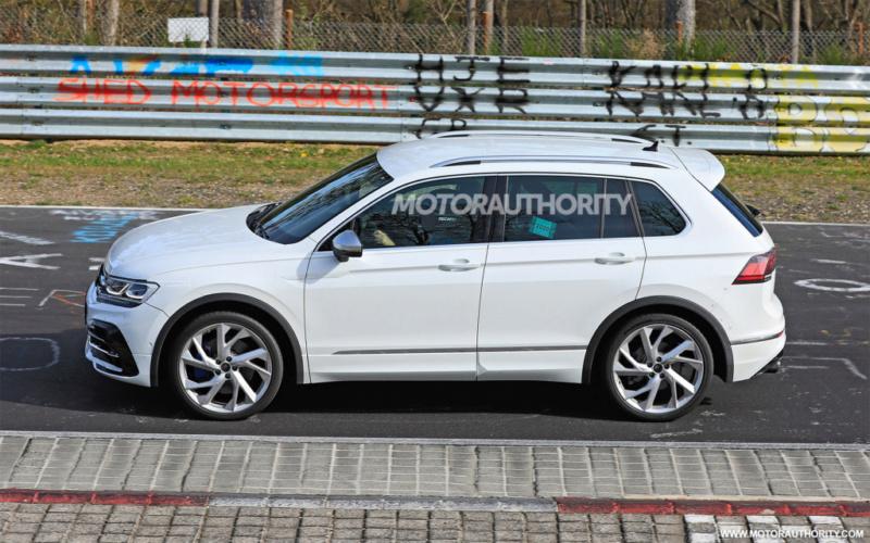 2020 - [Volkswagen] Tiguan II restylé  - Page 2 Be9b6610