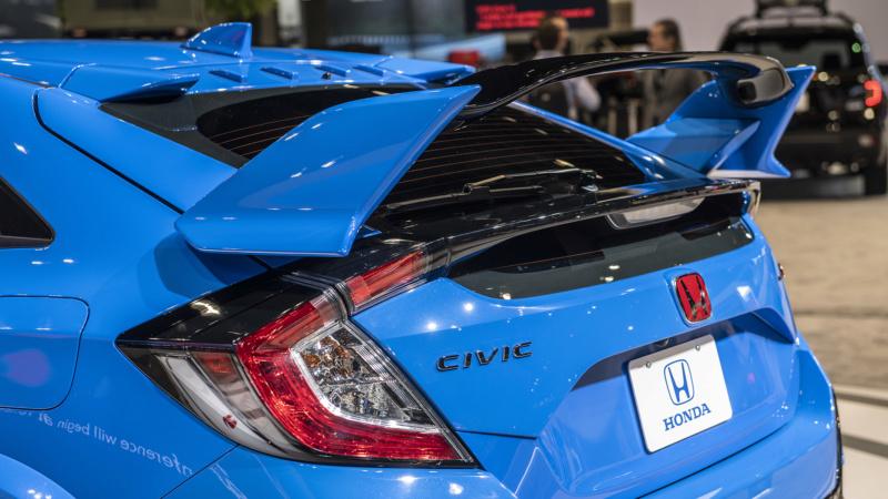 2017 - [Honda] Civic Hatchback [X] - Page 11 Bee9af10