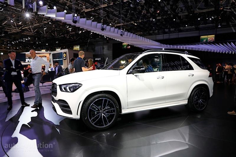 2018 - [Mercedes] GLE II ( ML IV ) - Page 9 Bef6ab10
