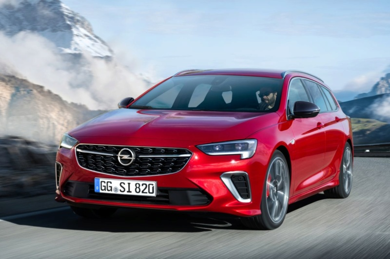2020 - [Opel] Insignia Grand Sport Restylée  - Page 6 Bf45a710