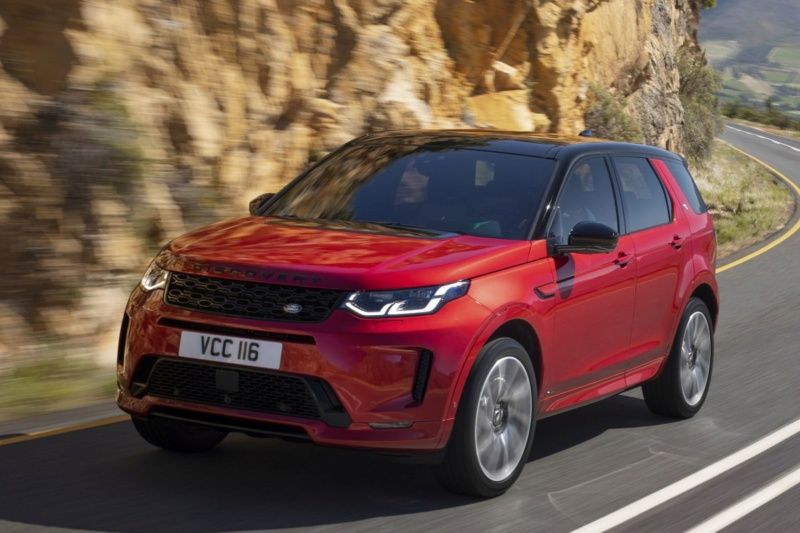 2014 - [Land Rover] Discovery Sport [L550] - Page 12 Bf83c410