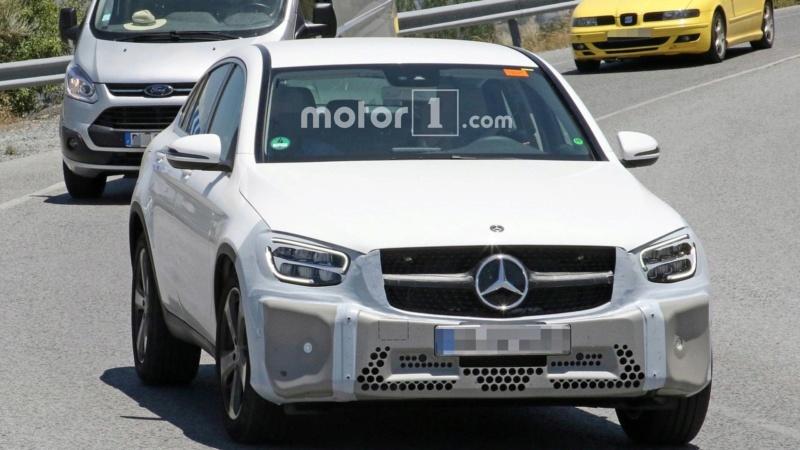 2018 - [Mercedes-Benz] GLC/GLC Coupé restylés Bfa3d210
