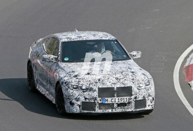2020 - [BMW] M3/M4 - Page 14 Bmw-m445