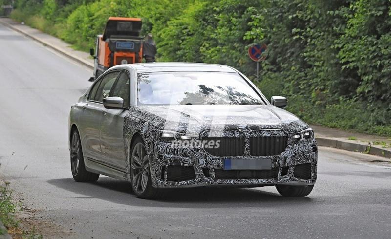 2019 - [BMW] Série 7 restylée  - Page 2 Bmw-se10