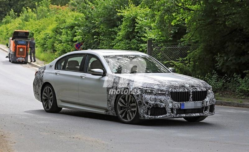 2019 - [BMW] Série 7 restylée  - Page 2 Bmw-se11