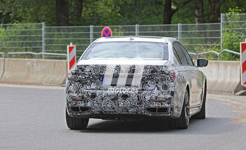 2019 - [BMW] Série 7 restylée  - Page 2 Bmw-se19