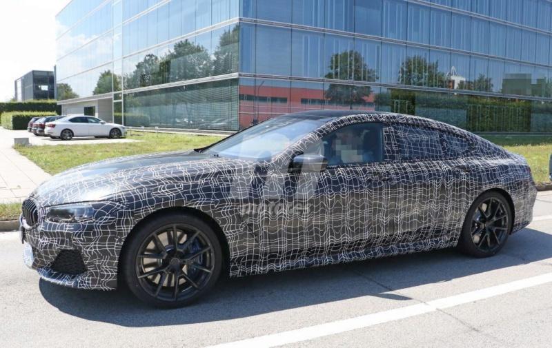 2019 - [BMW] Série 8 Gran Coupé [G16] Bmw-se21