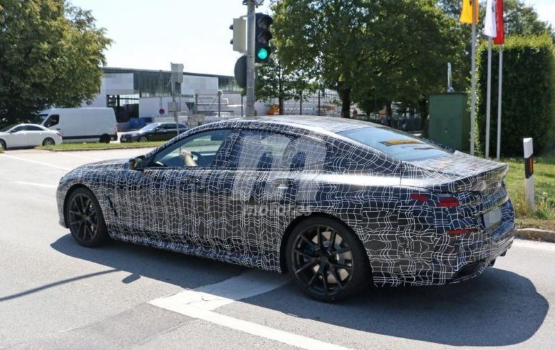 2019 - [BMW] Série 8 Gran Coupé [G16] Bmw-se22