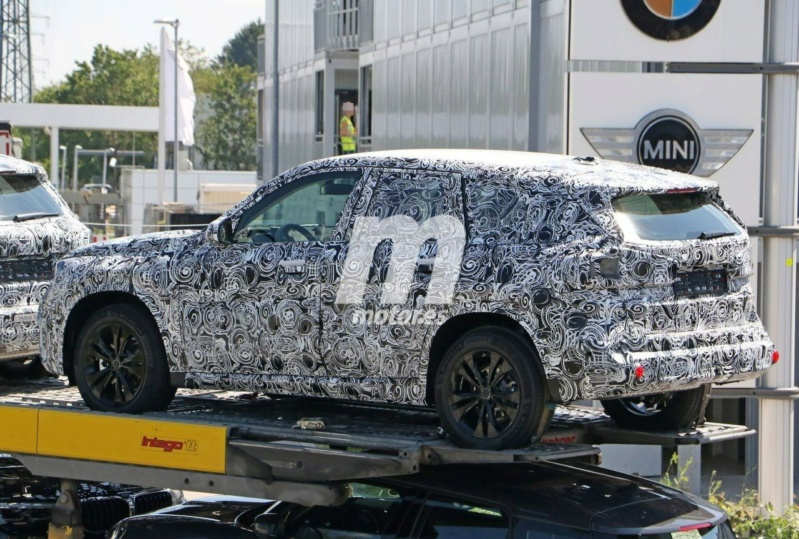 2021 - [BMW] X1 III - Page 2 Bmw-x110