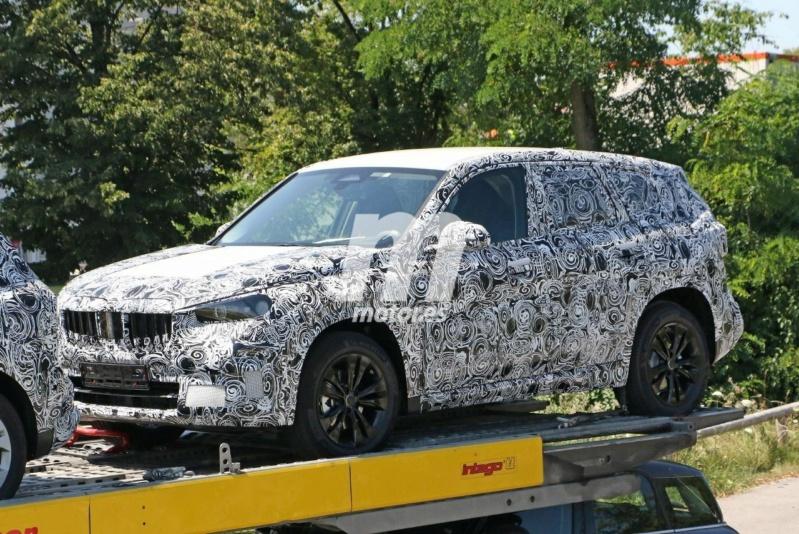 2021 - [BMW] X1 III - Page 2 Bmw-x123
