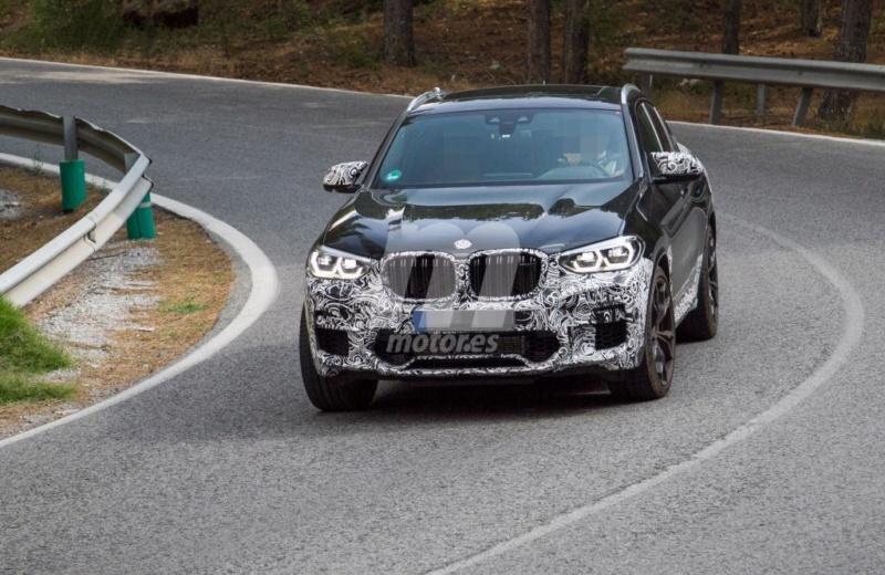 2018 - [BMW] X4 II [G02] - Page 7 Bmw-x411