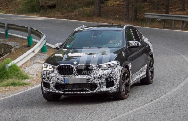 2018 - [BMW] X4 II [G02] - Page 7 Bmw-x412