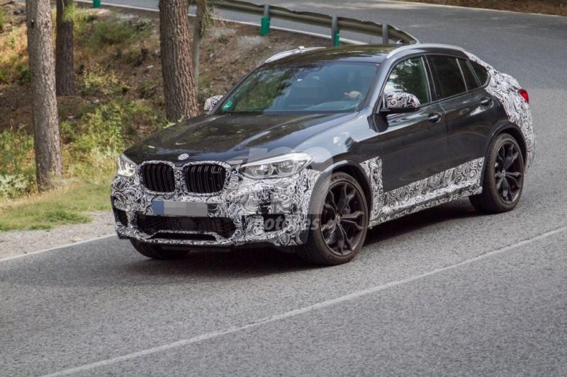 2018 - [BMW] X4 II [G02] - Page 7 Bmw-x413