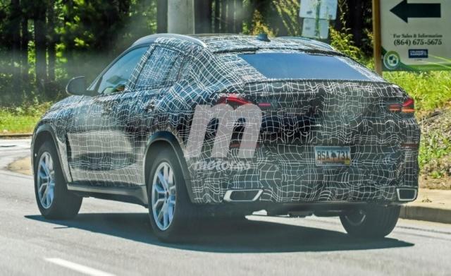 2019 - [BMW] X6 III (G06) - Page 2 Bmw-x616