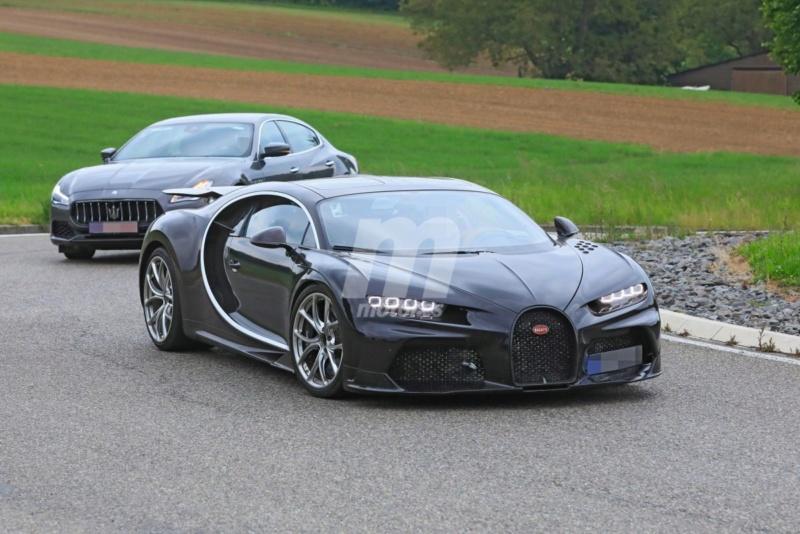 2016 - [Bugatti] Chiron  - Page 20 Bugatt11