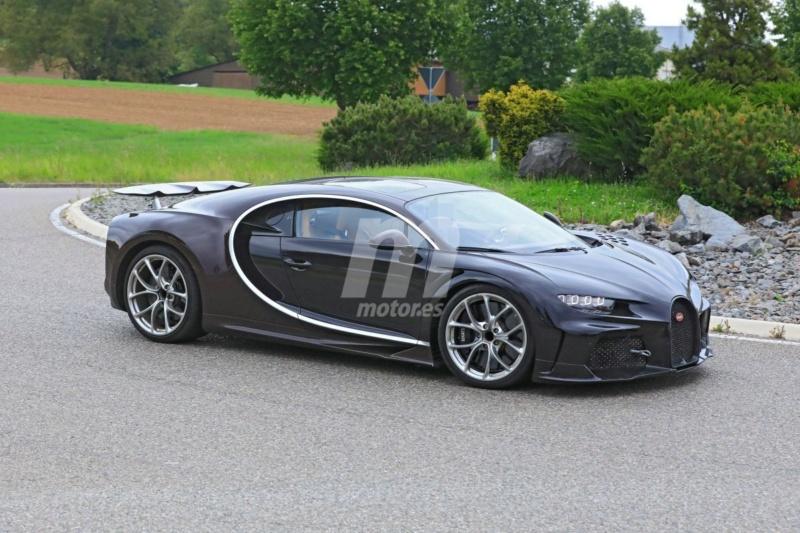 2016 - [Bugatti] Chiron  - Page 20 Bugatt15