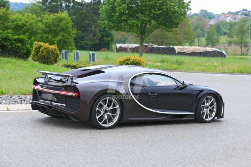 2016 - [Bugatti] Chiron  - Page 20 Bugatt17