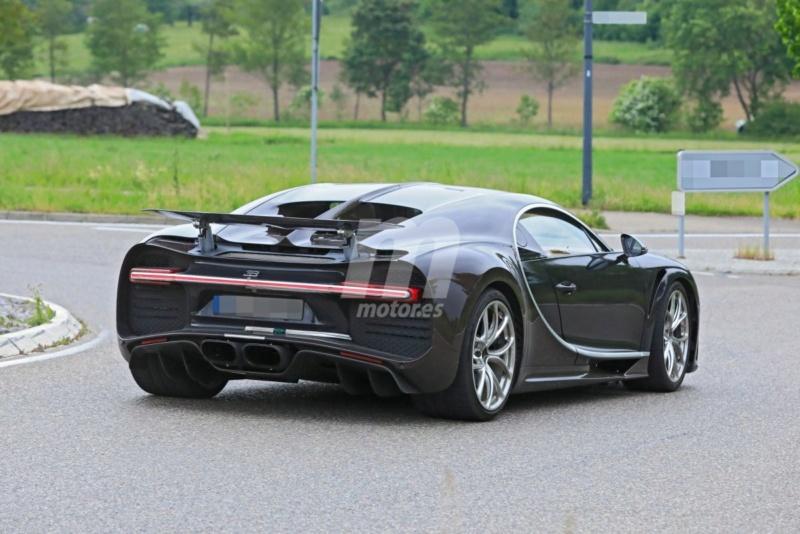 2016 - [Bugatti] Chiron  - Page 20 Bugatt18