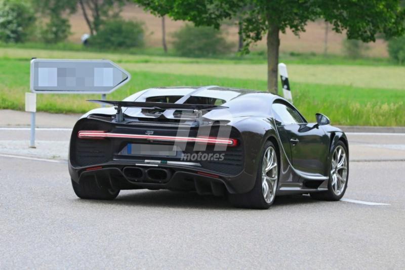 2016 - [Bugatti] Chiron  - Page 20 Bugatt19