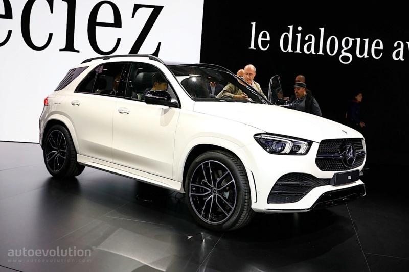 2018 - [Mercedes] GLE II ( ML IV ) - Page 9 C046b110