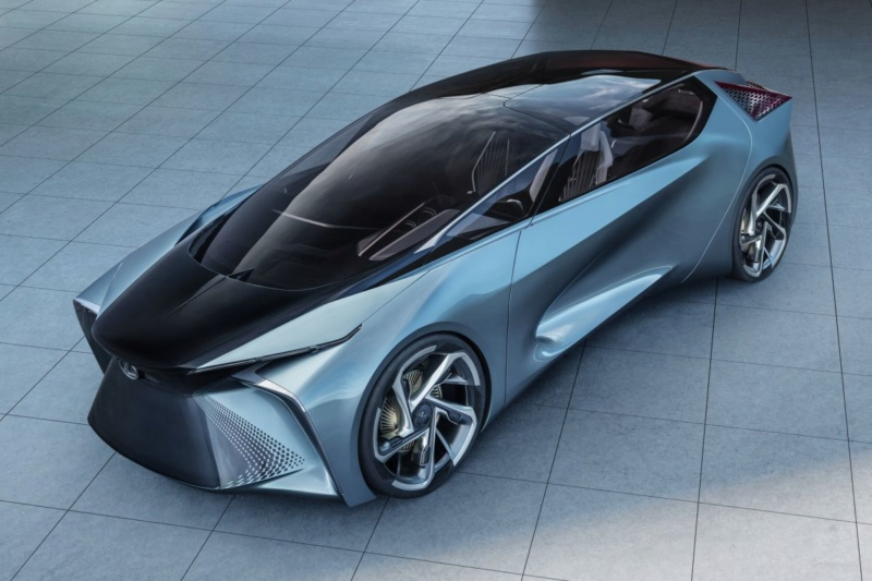 2019 - [Lexus] LF-30 Electrified Concept C092b710