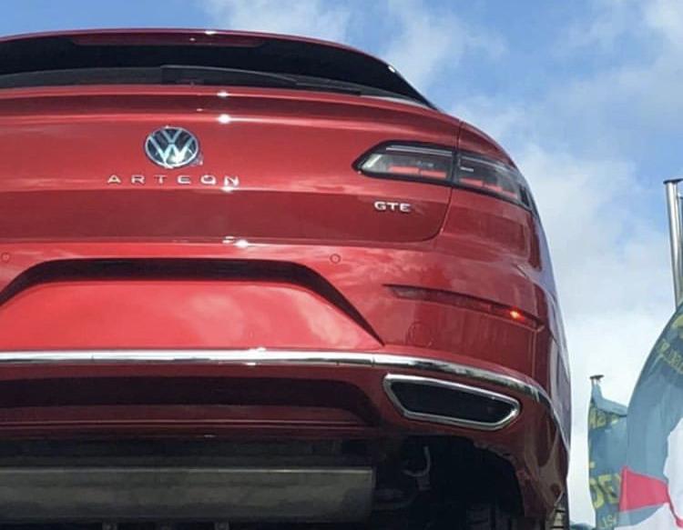 2019 - [Volkswagen] Arteon Shooting Brake - Page 5 C0aa9710