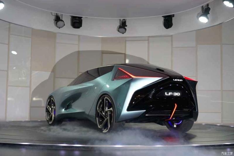 2019 - [Lexus] LF-30 Electrified Concept C0bcad10