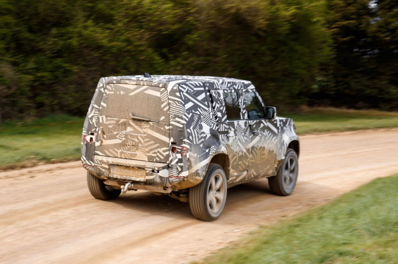 2018 - [Land Rover] Defender [L663] - Page 9 C1011