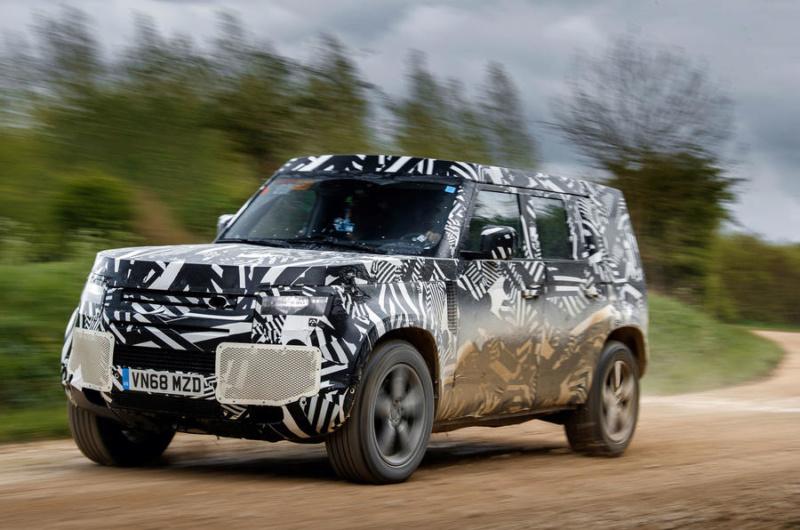 2018 - [Land Rover] Defender [L663] - Page 9 C114