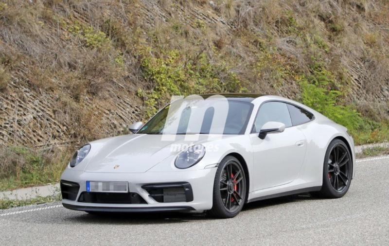 2018 - [Porsche] 911 - Page 16 C118