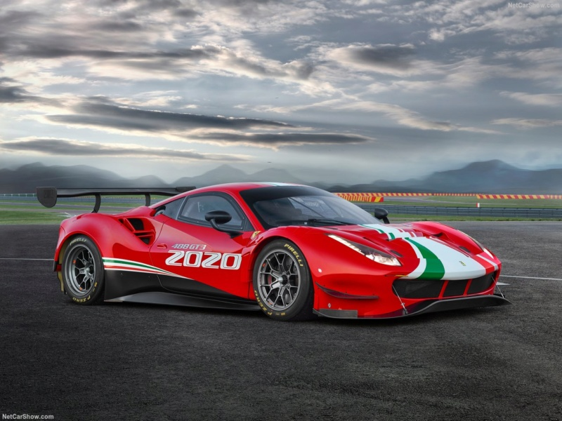 2018 - [Ferrari] 488 Pista - Page 8 C121