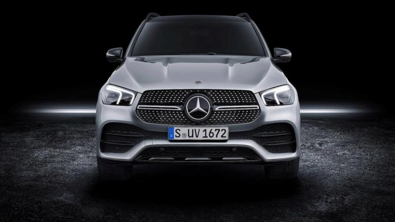 2018 - [Mercedes] GLE II ( ML IV ) - Page 8 C13e4710