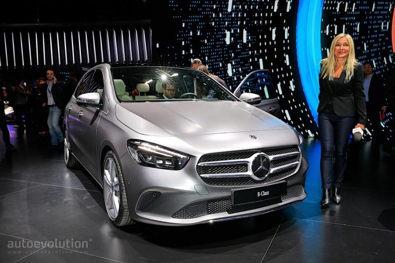 2018 - [Mercedes-Benz] Classe B - Page 6 C1693210