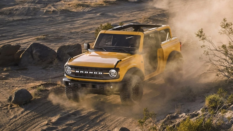 Ford Bronco / Sport (2020) 28