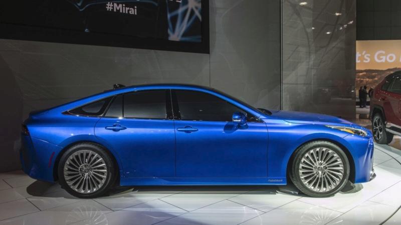 2020 - [Toyota] Mirai II C17f9810