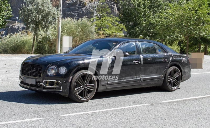 2019 - [Bentley] Flying Spur - Page 2 C2058910