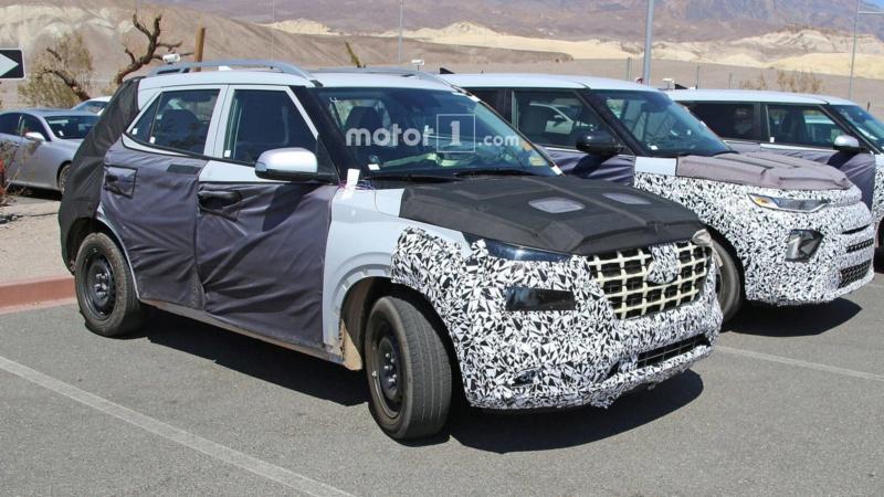 2020 - [Hyundai] Venue SUV compact  C2066210